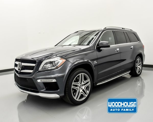 Pre-Owned 2016 Mercedes-Benz GL AMG® GL 63