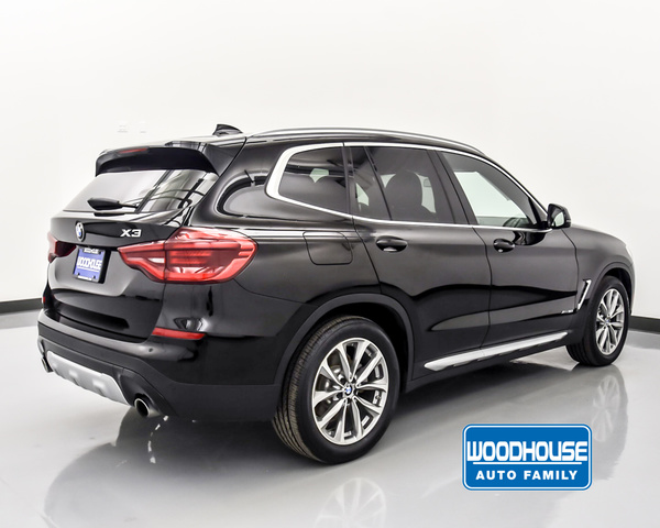 Pre-Owned 2018 BMW X3 Xdrive30i Sports Activity